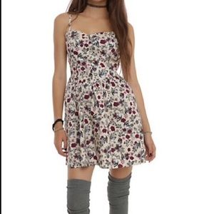 Hell Bunny Poison Love Dress Size Small